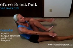 Before Breakfast Home Workout