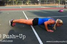 Push-up_CrossFit_variations