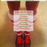 Holiday Travel Workout