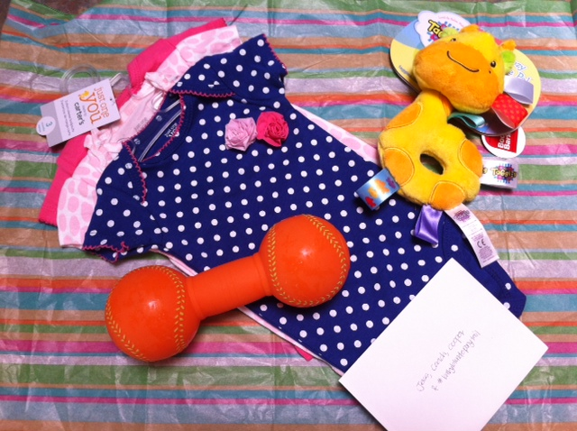 Baby Care Package From Ash
