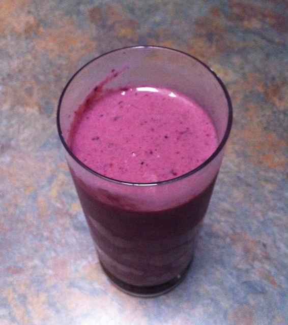 GNC Mixed Berry Smoothie