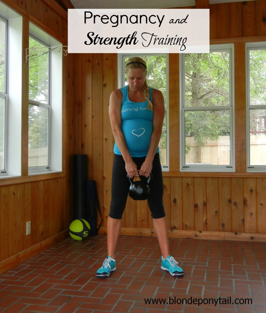 Pregnancy and Strength Training