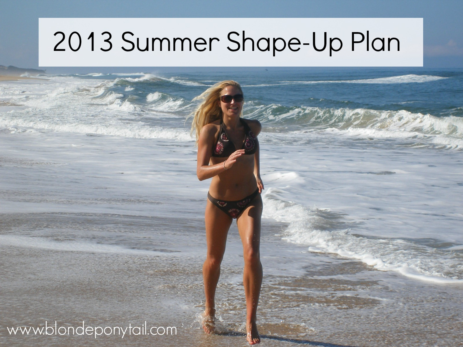 Summer Shape-Up Plan