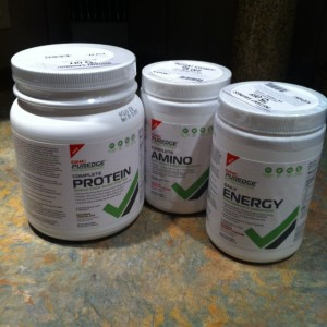 New GNC Puredge: Whole Foods Based Sports Nutrition