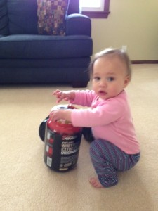 New Protein Powder & the Baby Squat