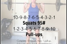 Second Trimester: Ladder Workout