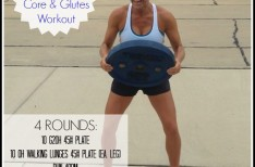 Core & Glutes Workout
