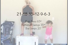 Second Trimester POWER workout