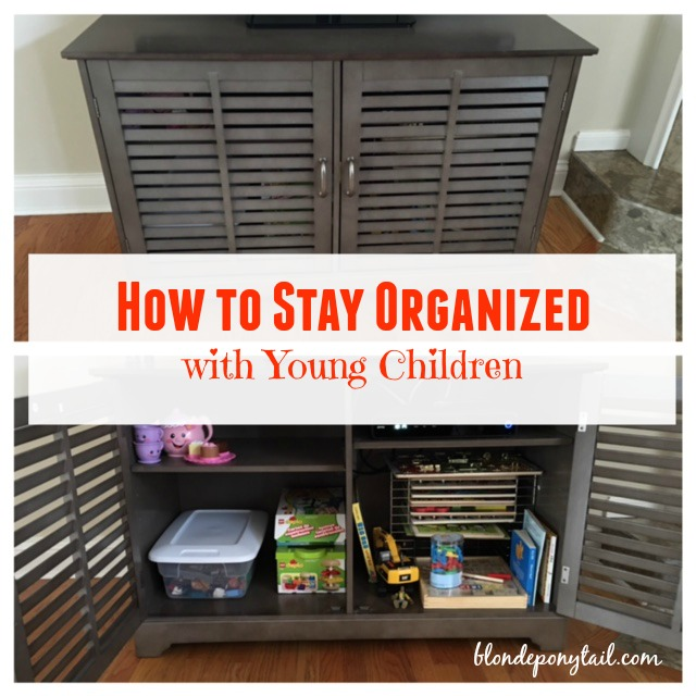 how to stay organized electronically